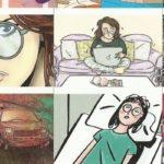 """Exposició de còmic: """"Diferente"""""""