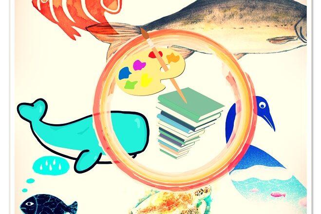 Concurs de dibuix: Criatures marines